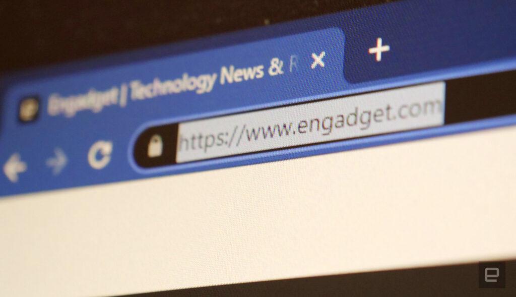 Chrome Google abandons the simplified domain name