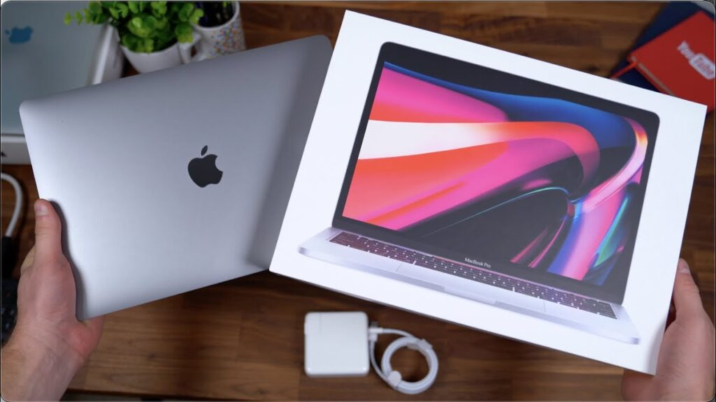 MacBook Pro with M1X ARM chip