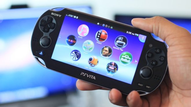 Sony to Continue Selling PSP and PS Vita Games
